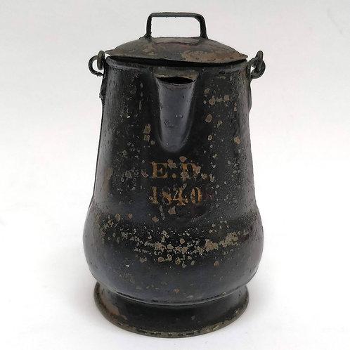 ED 1840 - Tiny Toleware Cream Can