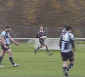 Josh Bull runs in try 4