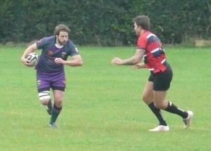 Robin Greenway attacks