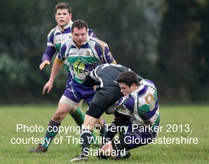 Tackle by Dellam Murray