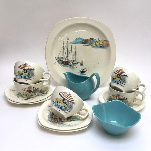 Midwinter Tea Set
