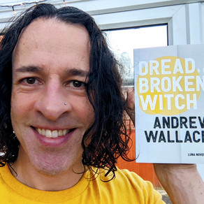 Dread & the Broken Witch - Andrew Wallace