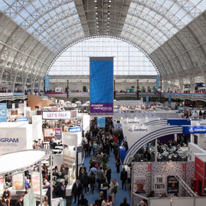 My First London Book Fair & Survival Tips