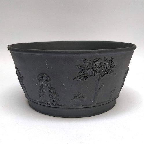 Wedgwood Neo-Classical Black Basalt Bowl