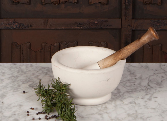 Late Victorian Pestle and Mortar