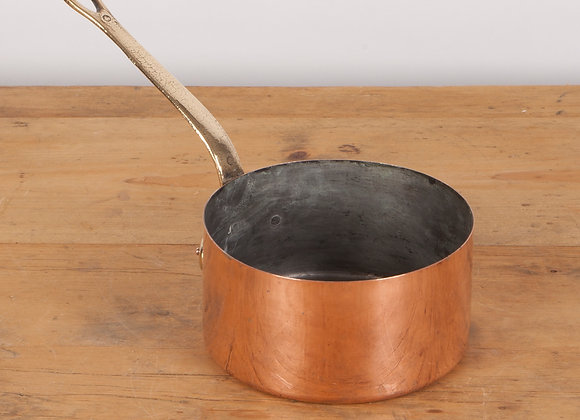 Small Copper Sauce Pan