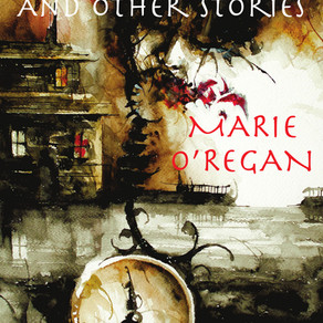 "Introducing ""The Last Ghost and Other Stories"" by Marie O'Regan"