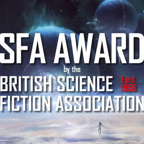 Luna Artist and Authors Nominated for the BSFA Awards! (Long List)