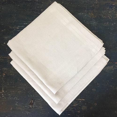 3 Continental Natural Woven linen Kitchen Towels