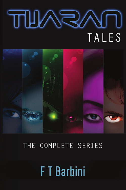 Tijaran Tales - The Complete Series