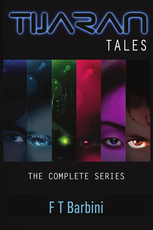 Tijaran Tales - Omnibus - Digital