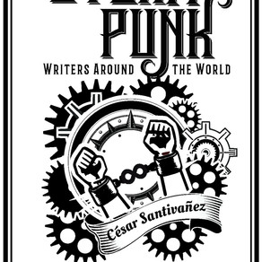 Steampunk Writers: César Santivañez