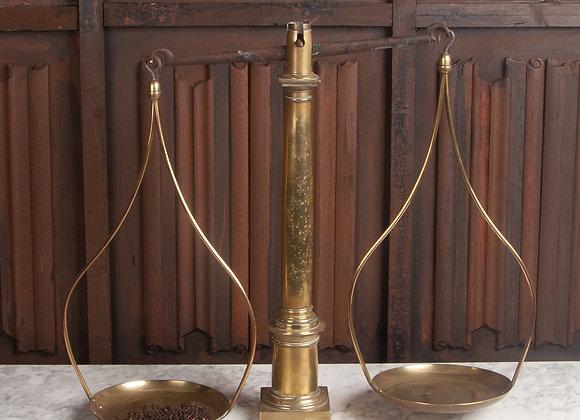 Large Victorian Balance Scale