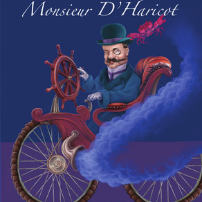 Cover Reveal: The Dalliances of Monsieur D'Haricot