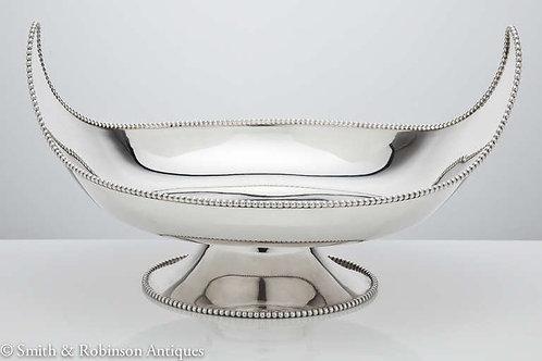 English Silver Bowl Sheffield, 1913 by Maxfield & Sons Ltd.