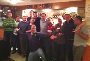 Minety RFC skittles team