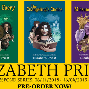 The Troutespond Series is in Pre-Order!