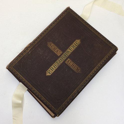 Scrap Book- 1871