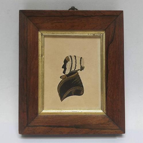 Silhouette Hannah Deards June 1845