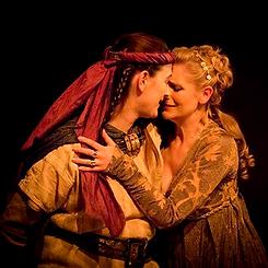 classical opera company Ellie Laugharne.