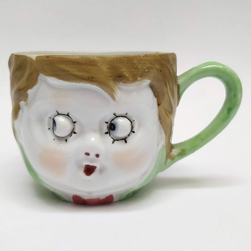 1920's Cheeky Face Cup 2