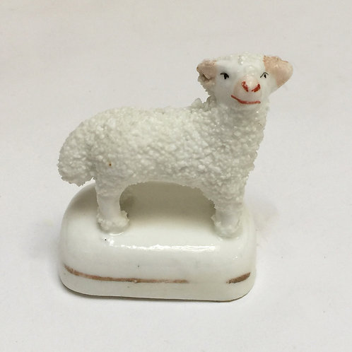 Tiny Staffordshire Lamb