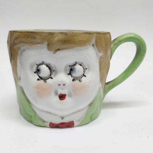 1920's Cheeky Face Mug