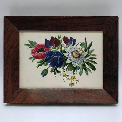 Floral Watercolour c1830-40