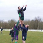 Tom Windle & Ben Collins lift Stephen Brown