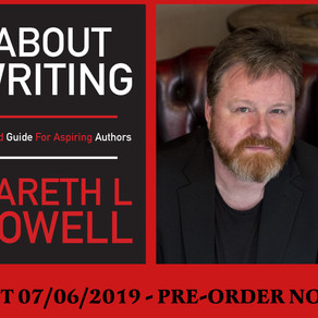 'About Writing' Enters Pre-Order!