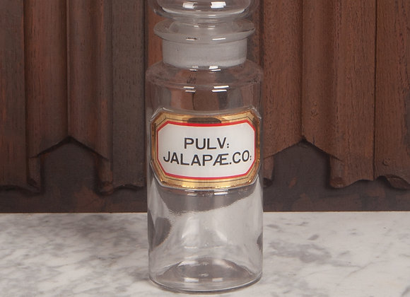 Victorian Chemist/Pharmacy Jar