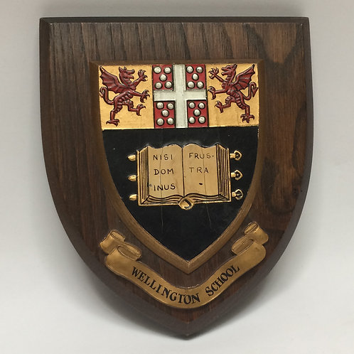 Wellington School Shield