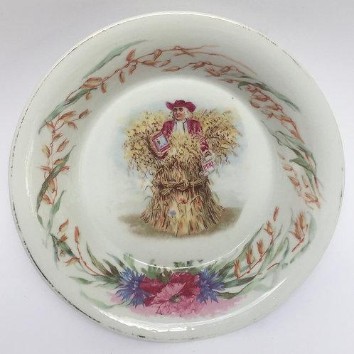Quaker oats bowl