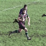 Robin Greenway breaks free