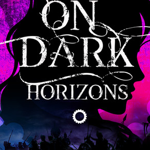 """On Dark Horizons"" by Anthony Laken, is now in pre-order!"