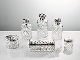 Keller Oversized Perfume Bottles