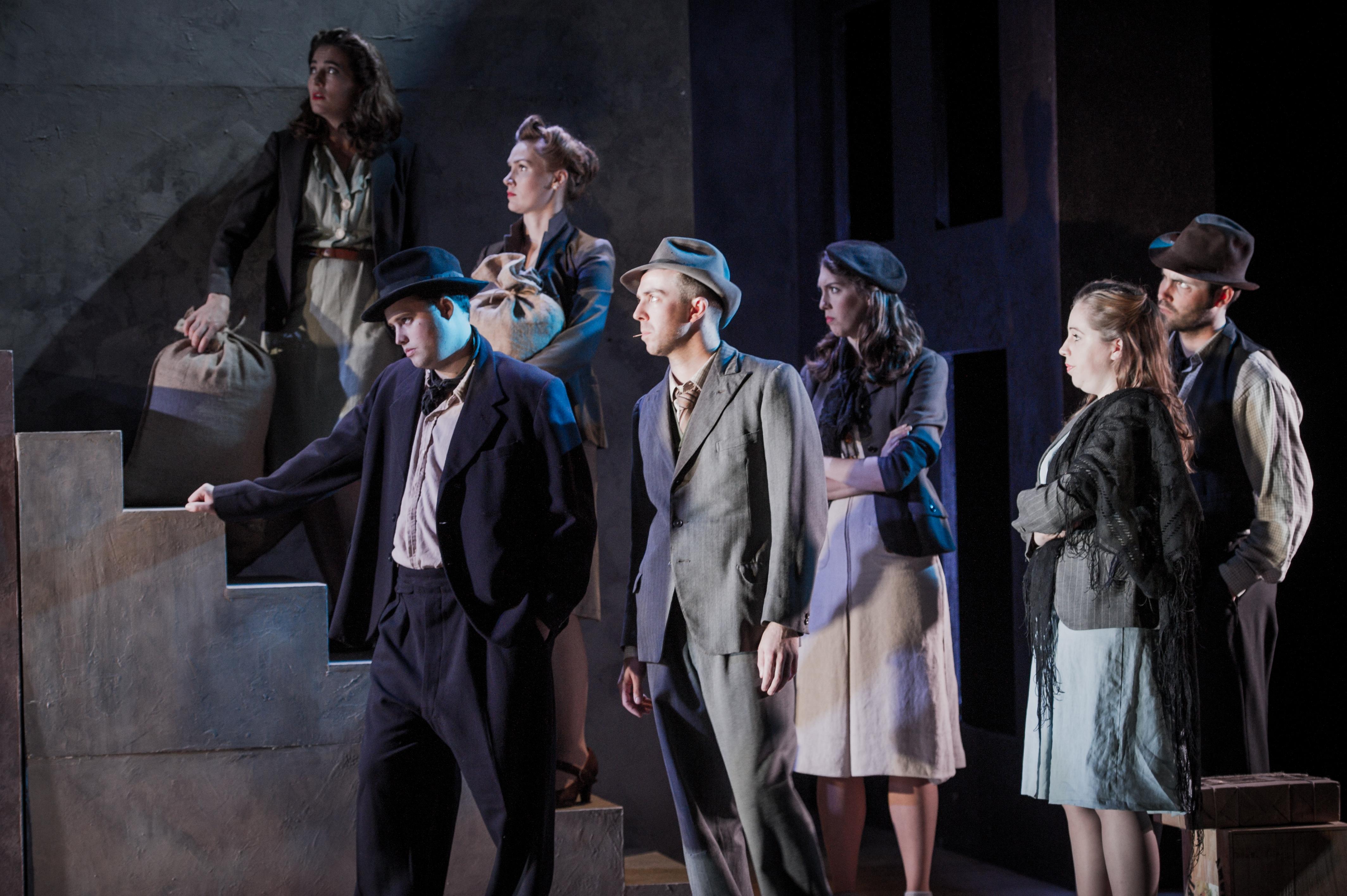 Carmen, Mid Wales Opera 2014