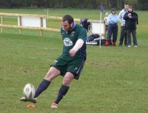 Ryan Dowling's penalty goal