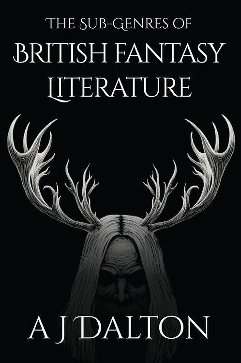 The Sub-genres of British Fantasy Literature - Digital