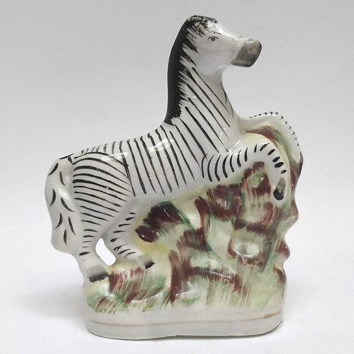 Staffordshire Zebra Flatback