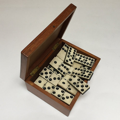 Unusual Set Of Dominoes- Double 8