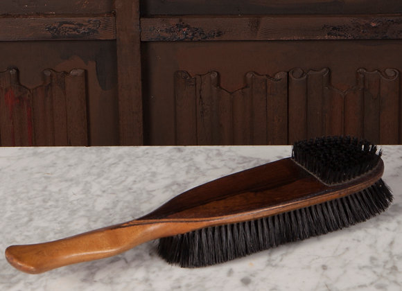 An Early 20th Century Wooden Clothes Brush