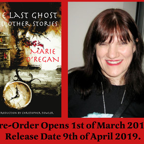 The Last Ghost and Other Stories Enters Pre-Order!