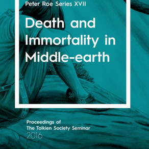 Death and Immortality in Middle-earth: Pre-Order Now!