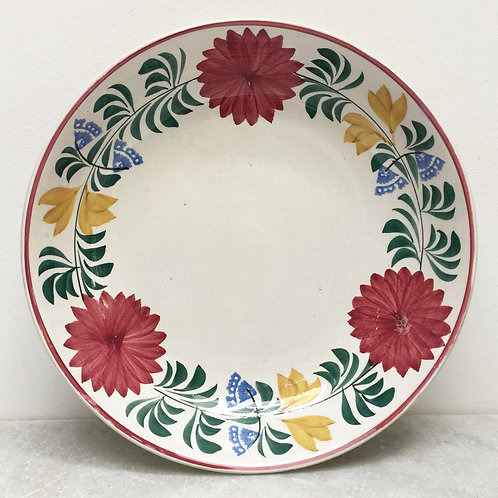 Large Hand Painted Bowl