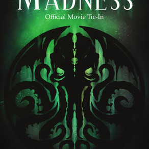 Paul Kane: Writing The Colour of Madness
