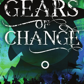 Gears of Change now in Pre-order!