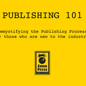 Publishing 101 - Ep 2. The Success of a Submission