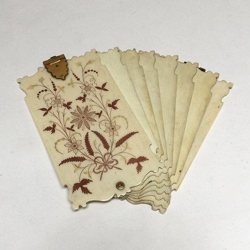 19th Century Aide Memoire