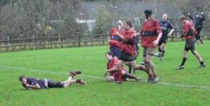 301 Ben Scott's try